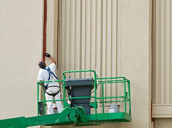 Industrial painting services melbourne quinns painting for Industrial painting service