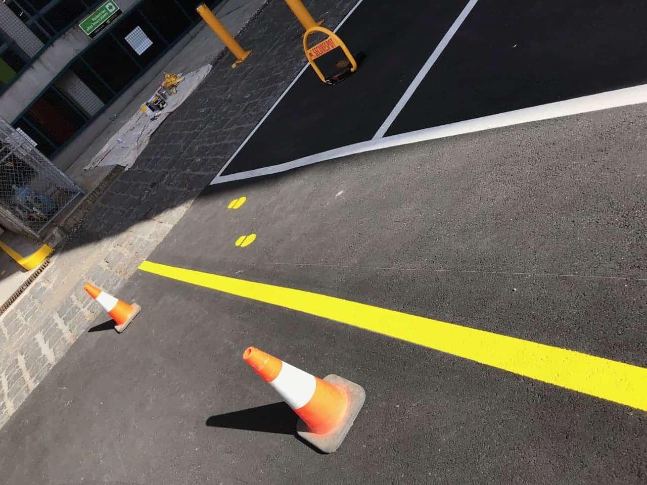 Carpark Linemarking