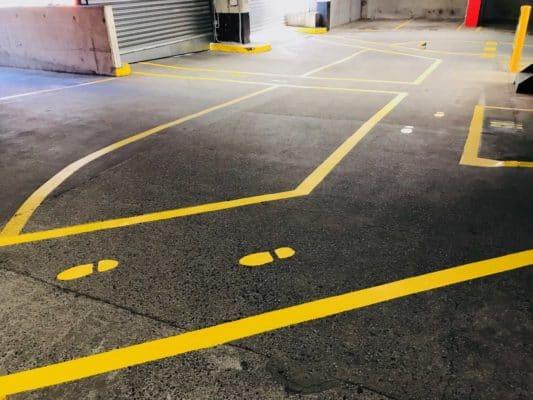 Carpark Linemarking pic2