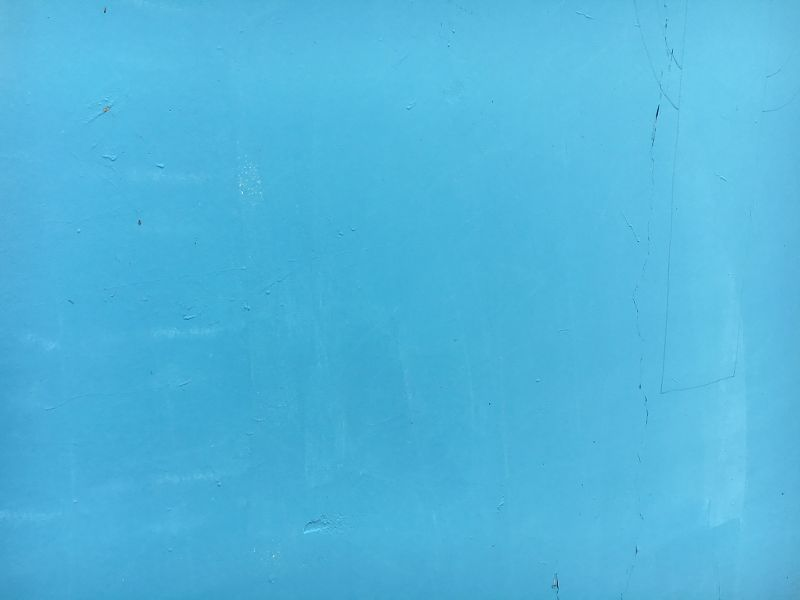 Graffiti Removal Picture 3 after blue wall