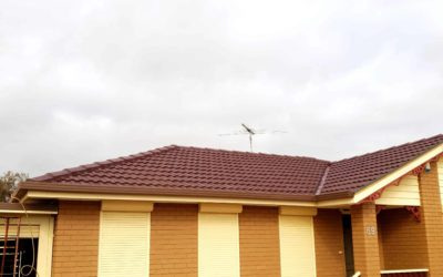 Add beauty and value to your home with professional roof painting service!