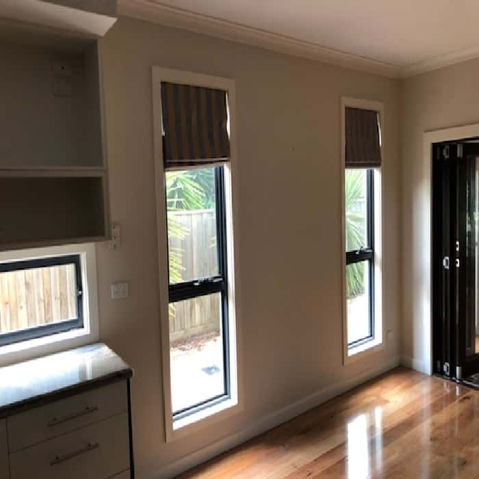 interior painting walls and window sills